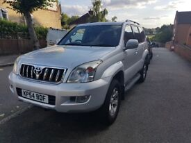 Toyota Landcruiser LC5 Top Model New Service MOT Tyres Drives Amazing Must be Seen