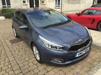 Kia Cee'd 2012 Diesel 1.6 CRDi 3 Hatchback 5dr Touch Screen, Sat-Nav & £0 Road Tax GREAT CONDITION