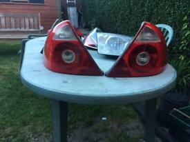 Ford Mondeo 2005 Rear Lights