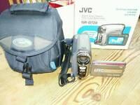 Jvc digital video camera.