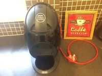 Nescafé Dolce Gusto Coffee Machine Jovia Manual Coffee by De'Longhi