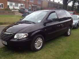 CHRYSLER VOYAGER 2.8 CRD AUTOMATIC