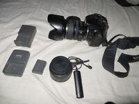 Canon 400D Camera.