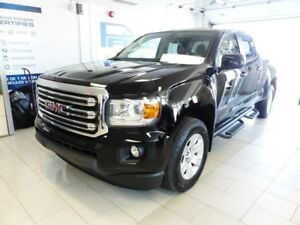 2016 GMC CANYON 4WD CREW CAB SLE MARCHEPIED/TOILE