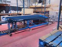 Extendable Conveyor Belt