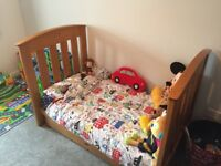 Boori Cot bed and storage drawer