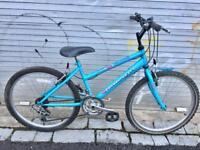 Raleigh Global girls mountain bike