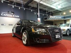 2012 Audi A8 PREMIUM / NAVIGATION / BACK UP CAMERA