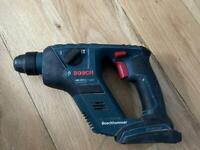 Bosch GBH V-LI 18v compact professional cordless sds