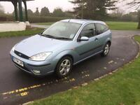 Ford Focus edge 1.8 petrol ...61,000 miles......