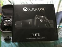 Xbox One Elite console and controller & GTA V