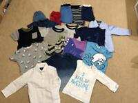 Selection of 12-18 months old boy clothes