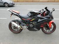 Derbi GPR 125cc 4T