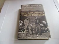 LONG WAY ROUND - EWAN MCGREGOR & CHARLEY BOOMAN