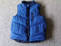 3 years sleeveless gilet / bodywarmer in excellent condition