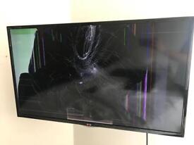 LG SMART TV SPARES OR REPAIRS