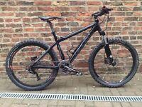 Ghost SE800 hard tail mountain bike