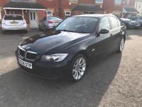 2008 BMW 320D SE, Low Mileage, New 12 Months MOT