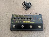 Tech21 SansAmp Bass Driver Deluxe pedal
