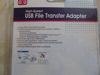 USB file transfer adapter