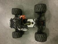 brand new savage octane rc! with upgrades!
