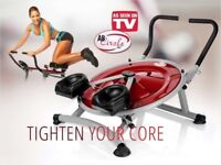 Ab Circle Pro Home Fitness Machine and DVD Exercise Training Toning Weight Loss Machine
