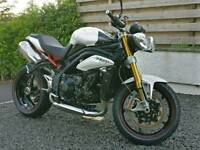 Triumph speed triple R. 2014