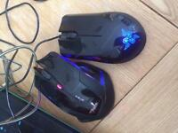 Mazer abyssus gaming mouse £8 each