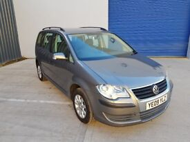 VOLKSWAGEN TOURAN 1.9 TDI S 5drs MPV **FULL SERVICE HISTORY**RECENTLY SERVICE**DRIVES PERFECT**