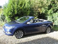 Ford Focus Cc 2.0 CC-2 Cabriolet 2dr**£4,250 p/x welcome** LOW MILEAGE ** STUNNING CAR **