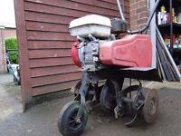 Rotavator Tiller with 4hp Honda GX Engine