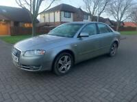 Audi A4 2.0 tdi spares or repair
