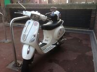 PIAGGIO VESPA 125 S IN LIMITED EDITION