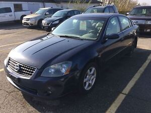 2006 Nissan Altima 2.5 SL AS-IS
