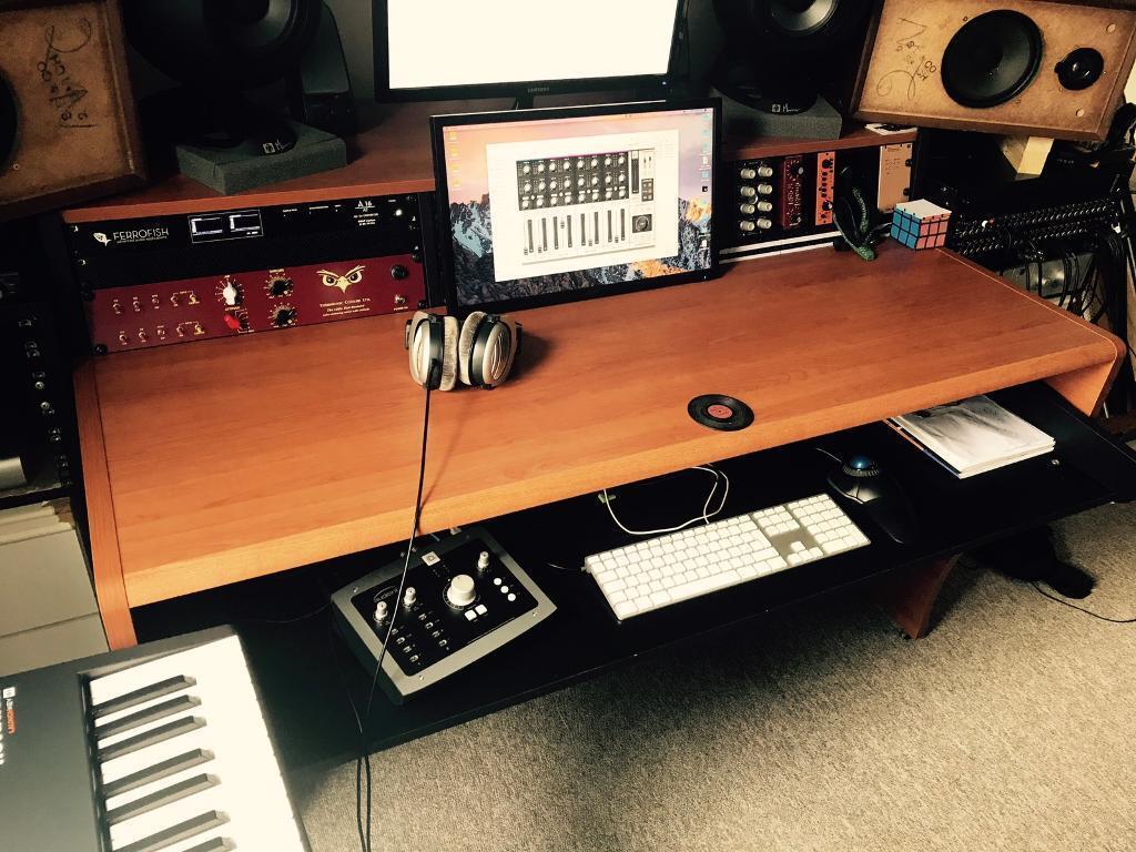 Zaor Miza 88 Xl Studio Desk Workstation In Bath