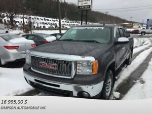 2010 GMC SIERRA 1500 4WD EXTENDED CAB SWB