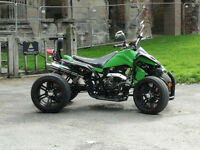 NEW 2017 250CC GREEN ROAD LEGAL QUAD BIKE ASSEMBLED IN UK...