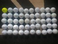 50 golf balls