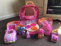 G3 My little ponies