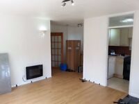 Beautiful, Bright and fully renovated large 1 bed flat with garage