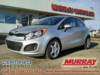 2012 Kia Rio HB Auto LX+ *Heated Cloth*