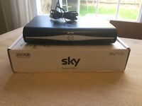 Sky+ HD Box in original packaging without remote control.
