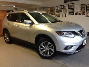 2015 Nissan Rogue SL 1 OWNER LOCAL TRADE!!
