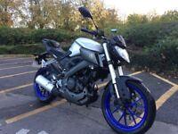 Yamaha Mt125 for sale