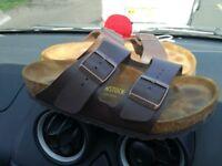 Ladies birkenstock sandals uk 6