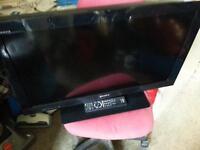 """32"""" SONY BRAVIA SLIM HDMI DIGITAL LCD TELEVISION"""