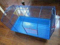 Small animal hamster / gerbil cage with all accessories £10
