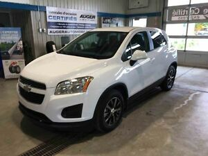 2015 CHEVROLET TRAX FWD LS CROSSOVER LS Crossover