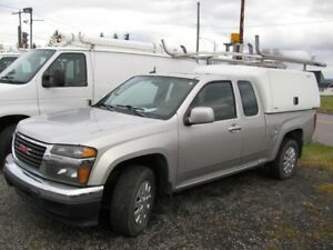 2011 GMC Canyon SLE KING-CAB AVEC SPACE-CAB ARRIERE