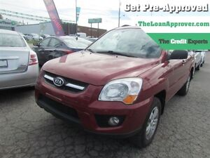 2009 Kia Sportage LX * CAR LOANS THAT FIT YOUR BUDGET London Ontario image 1